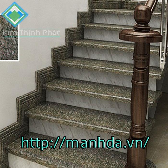 cầu thang đá bến tre