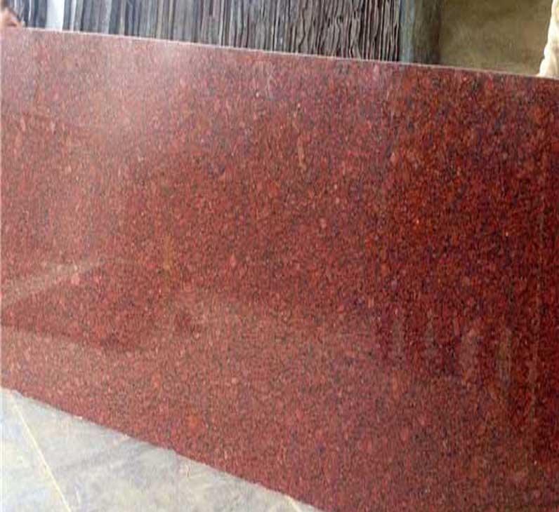 đá hoa cương granite đỏ ấn độ